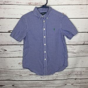 Ralph Lauren boys 10-12 shirt